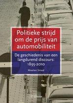 Politieke strijd om de prijs van automobiliteit