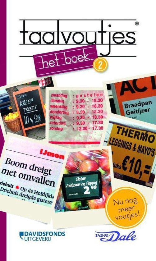 Taalvoutjes Het Boek 2 - Inger Hollebeek | Fthsonline.com