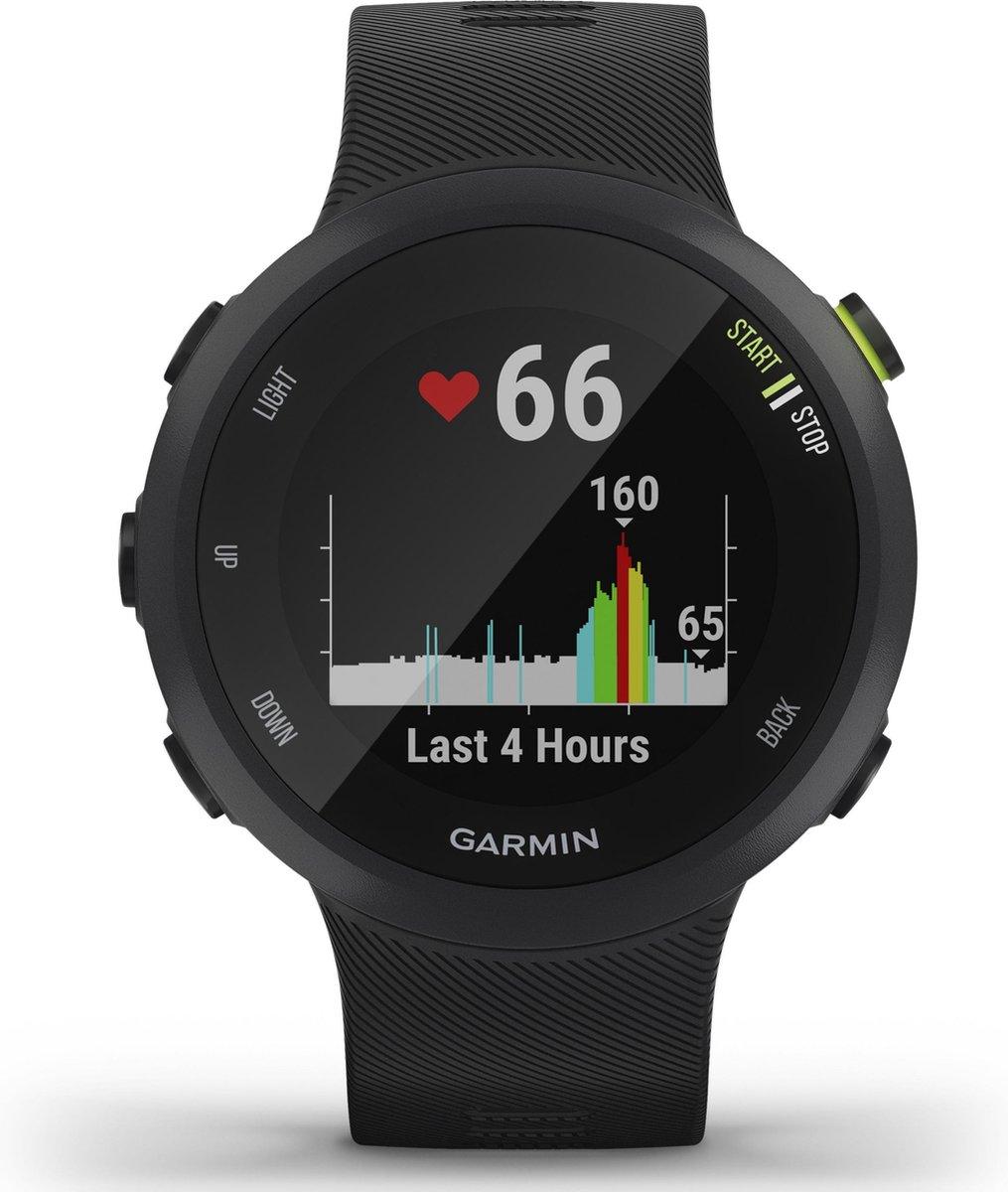 Garmin Forerunner 45 - GPS Sporthorloge - 42 mm - Zwart