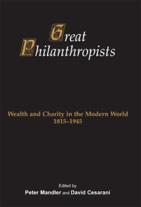 Great Philanthropists