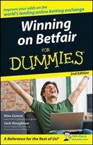Winning on Betfair For Dummies