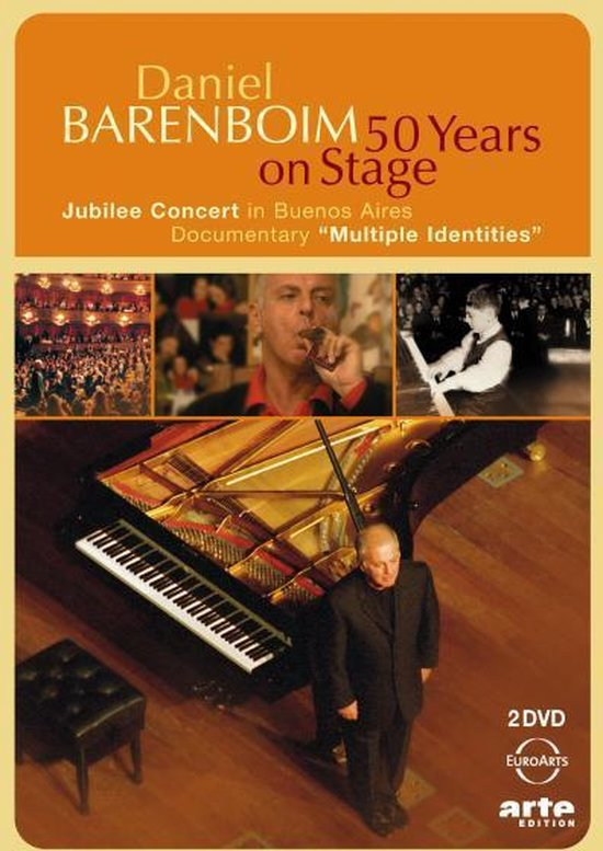 Cover van de film '50 Years On Stage'