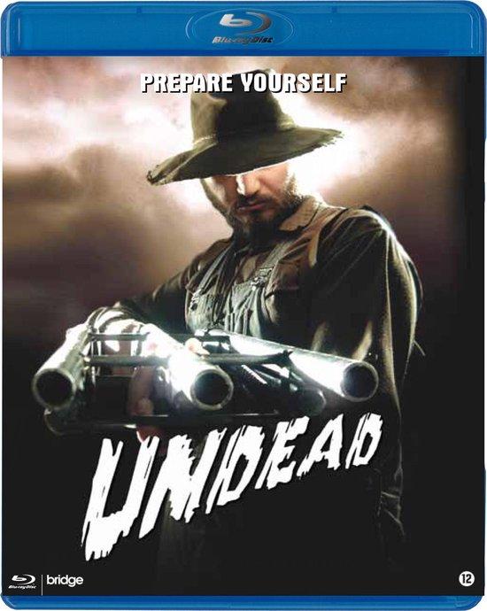 Cover van de film 'Undead'