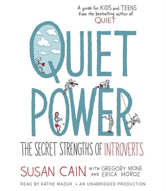 Boek cover Quiet Power van Susan Cain (Onbekend)