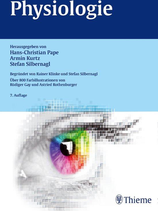 Boek cover Physiologie van Anja Bondke Persson (Onbekend)