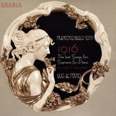 Francesco Paolo Tosti: 1916 - The Last Songs for Soprano & Piano