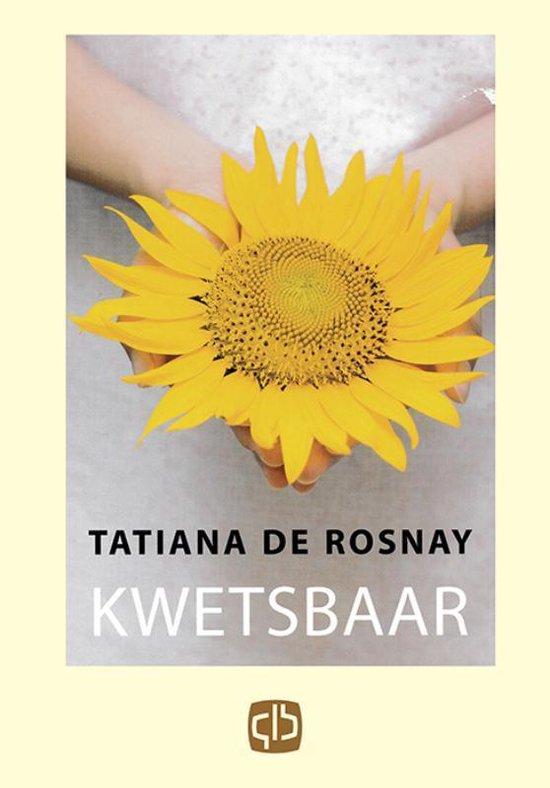 Grote letter bibliotheek 2711 - Kwetsbaar - Tatiana de Rosnay  