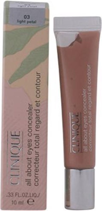 Clinique All About Eyes Concealer - 03 Light Petal - 10 ml
