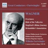 Wagner: Overtures (Furtwangler