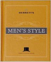 Boek cover Mens Style van Debretts