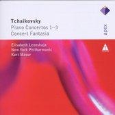 Tchaikovsky:Pianoconcertos 1-3