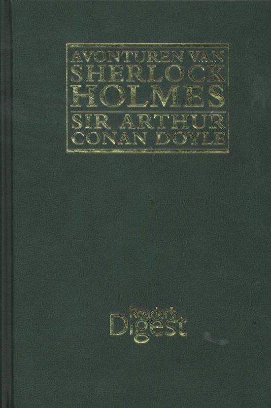 Avonturen Van Sherlock Holmes - Arthur Conan Doyle |