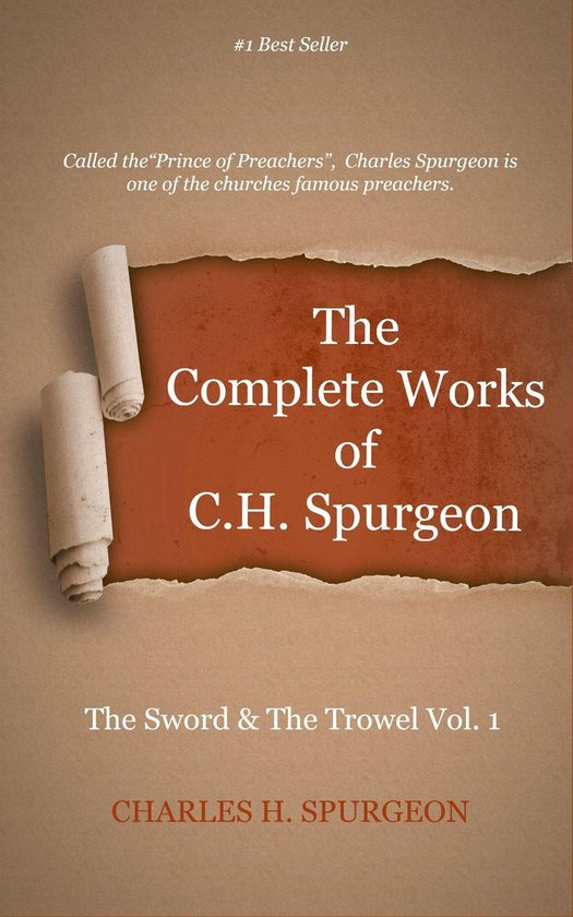 The Complete Works of C. H. Spurgeon, Volume 80