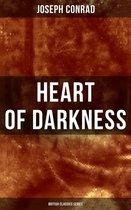 Boek cover Heart of Darkness (British Classics Series) van Joseph Conrad