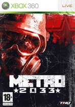 Metro 2033: The Last Refuge /X360