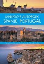 Lannoo's autoboek Spanje/Portugal