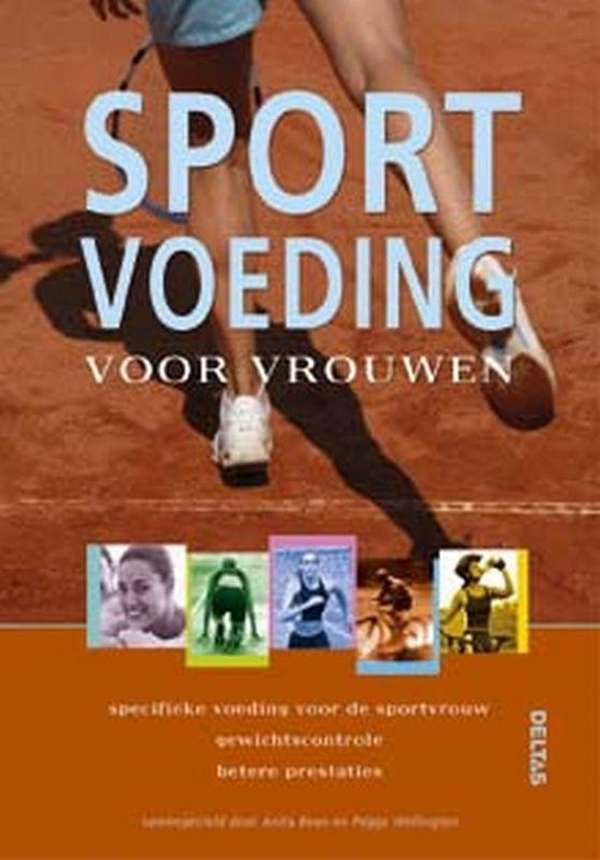 Boek cover Sportvoeding Voor Vrouwen van Anita Bean (Onbekend)
