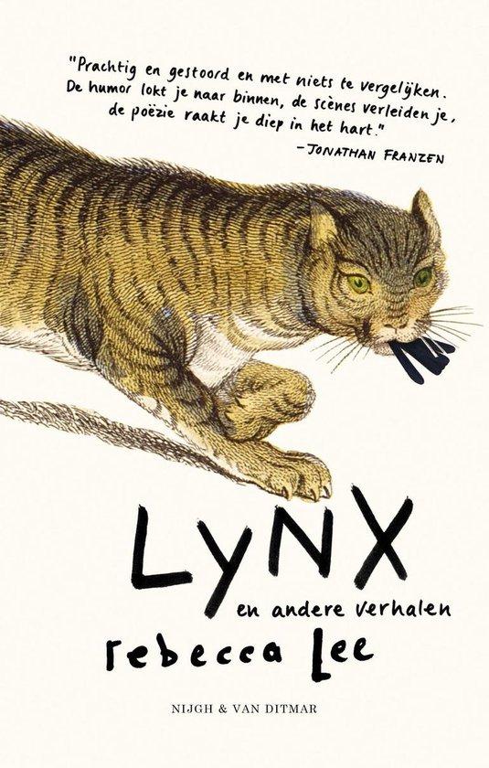 Lynx - Rebecca Lee |