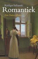 Boek cover Romantiek van Rüdiger Safranski (Paperback)