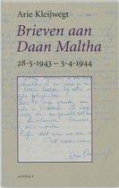 Brieven Aan Daan Maltha