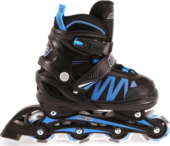 Inline Skate Maat 35-38 Blauw Alert