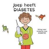 Joep heeft diabetes - uitleg voor kinderen met diabetes