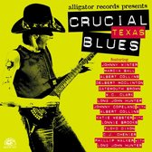 Crucial Texas Blues -12Tr