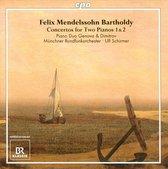 Mendelssohn Bartholdy: Concertos for Two Pianos Nos. 1 & 2