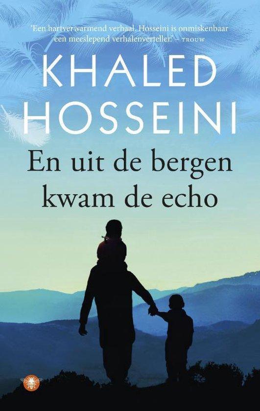 En uit de bergen kwam de echo - Khaled Hosseini | Readingchampions.org.uk