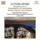 Lutoslawski: Orch.Works Vol.6