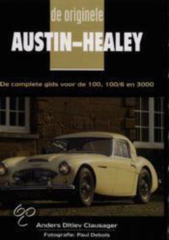 De Originele Austin-Healey - Anders Ditlev Clausager pdf epub