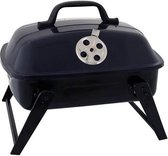 Kynast Barbecue - Grill - Draagbaar - Ideaal voor Festivals, Camping, Picknick - 35,5x29x30cm