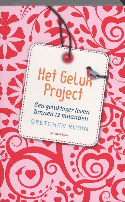 Het Geluk Project - Gretchen Rubin |