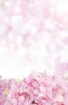 The Hacker-Proof Internet Address Password Book - Pink Hydrangea