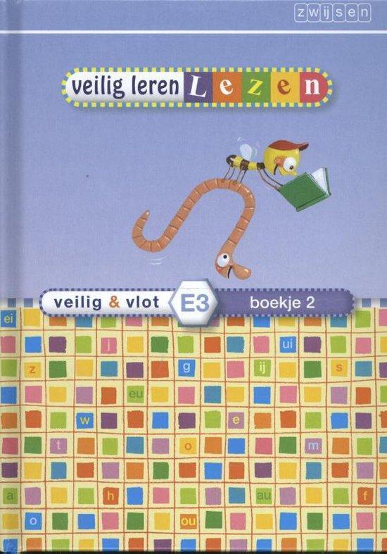 Veilig leren lezen - Veilig & vlot E3 boekje 2 - Auteursteam Veilig Leren Lezen |