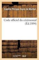 Code officiel du ceremonial