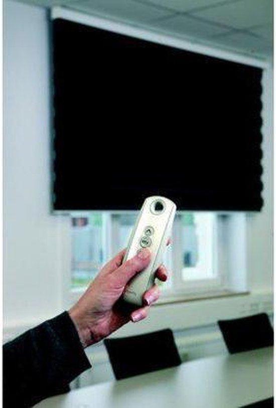 Somfy Telis 1 RTS - 1-kanaals afstandsbediening - Geschikt voor RTS-producten - Zilver