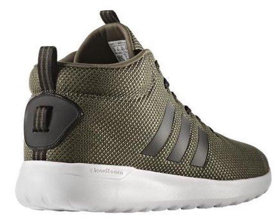 bol.com | Adidas Lite Racer Mid groen sneakers heren