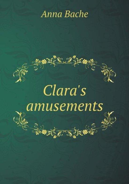 Clara's Amusements