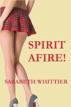 Omslag Spirit Afire!