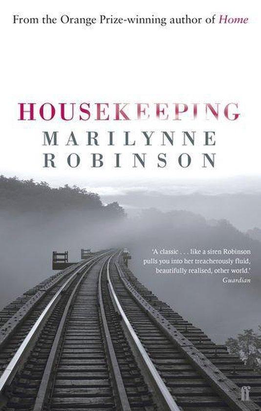 Boek cover Housekeeping van Marilynne Robinson (Onbekend)