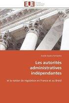 Les Autorit�s Administratives Ind�pendantes