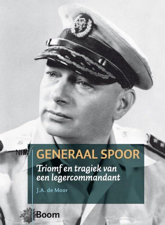 Generaal Spoor - J.A. De Moor   Fthsonline.com