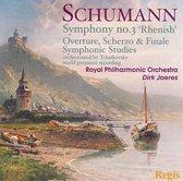 Schumann: Symphony No. 3; Overture, Scherzo & Finale; Symphonic Studies