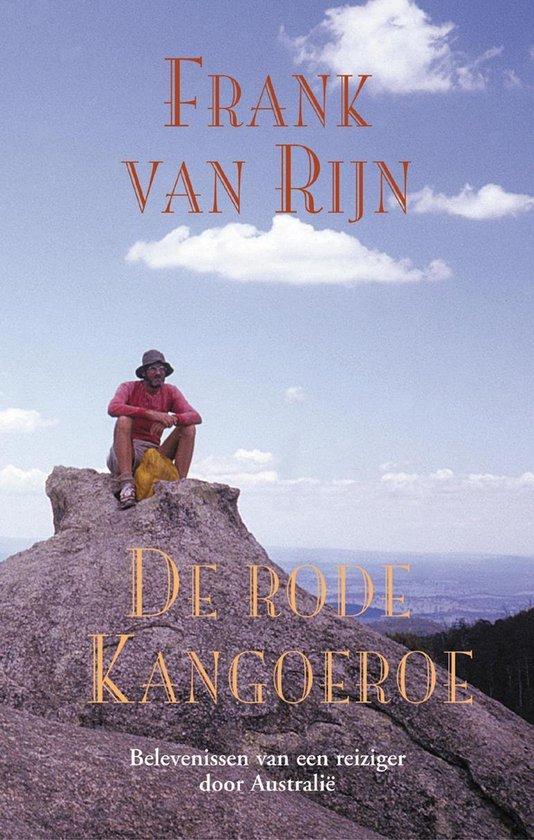 De rode kangoeroe - Frank van Rijn |