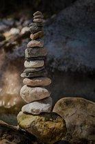 Stones Piled