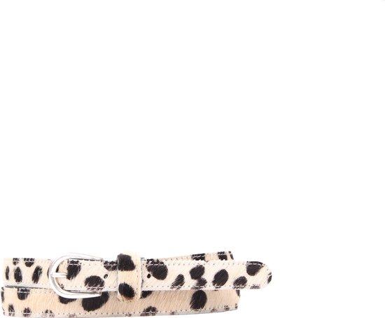 Legend belts 20803 Dames riem - Dalmatier - Maat 90 cm