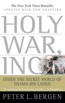 Boek cover Holy War, Inc. van Peter L. Bergen