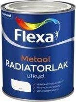 Flexa Radiatorlak Wit 0.75 Ltr