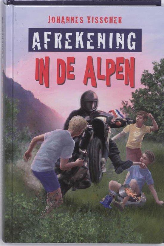 Afrekening In De Alpen - Johannes Visscher  